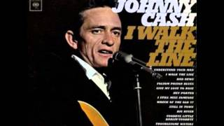 Johnny Cash - I Still Miss Someone lyrics