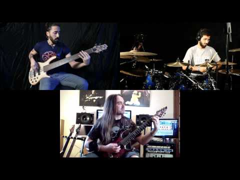 Damage Control (by John Petrucci) played by Dr.Viossy - Haitham Naser and Martino Garattoni