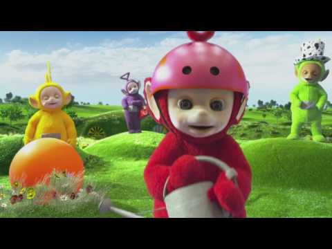 Teletubbies 2016 Episode 2 - Watering Can