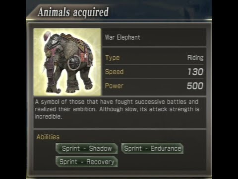 Прохождение Dynasty Warriors 8 Xtreme Legends Ambition Mode Часть 8 Гайд(Guide)✨War Elephant✨