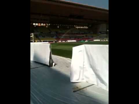 AS MONACO STADIUM / Fc Barcelona - Inter Milan