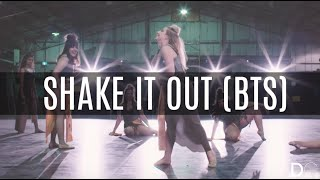 "Auckland Dance Company presents: ""Shake It Out"" (Behind The Scenes)"