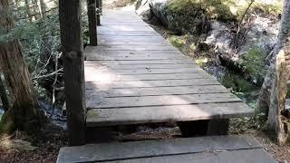 My hike up t๐ the summit at Mt. Washington, June 2020