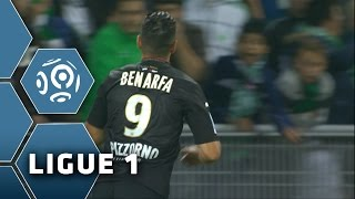 But hatem ben arfa (45' +1) / as saint-etienne - ogc nice (1-4) -  (asse - ogcn) / 2015-16