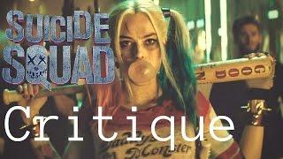 SUICIDE SQUAD : Critique du film DC COMICS