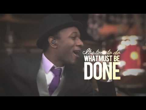 Aloe Blacc - The Man (Official Lyric Video)