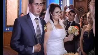 Начало свадебного застолья. Ведущая Наталия Шеременко
