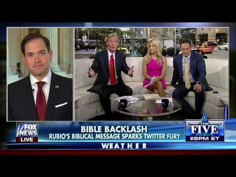 Rubio: Comey must testify to Congress, 'we need to know the facts' about Trump meeting