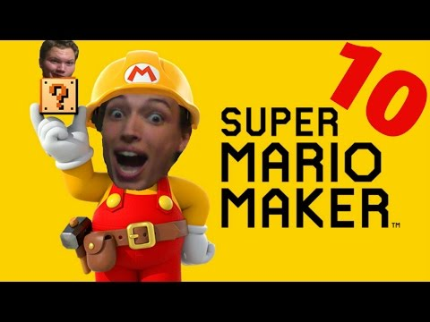 "SUPER MARIO MAKER ""Im FURIOUS"" Ep.10 - Off Topic Gaming"