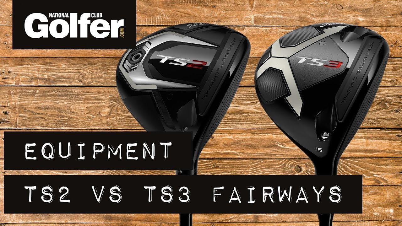 Titleist TS Fairway Wood Reviews | TS2 or TS3?