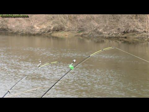Рыбалка ранней весной 2020 на канале.