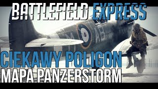 Rozbudowany poligon | Panzerstorm gameplay | Tryb Firestorm i grywalne ciągniki