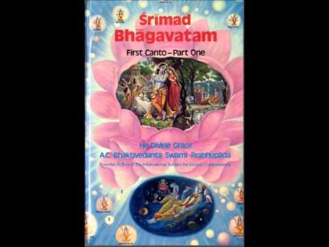 SRIMAD BHAGAVATAM (1972) CANTO 1 CHAPTER 2 TEXT 1-12