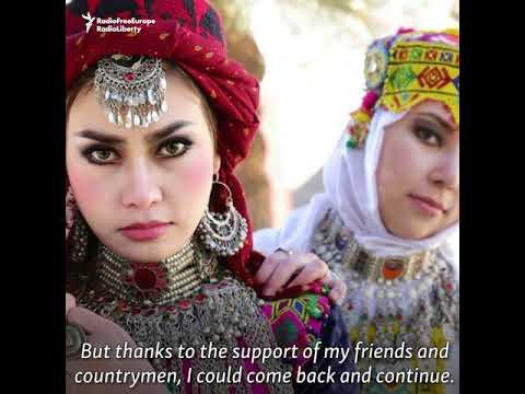 Afghan Models Walk A Fine Line Under Constant Threat