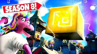 *NEW* Fortnite SEASON 8 Map *CHANGES* That Have SECRETLY Been Added!