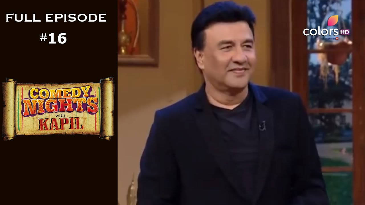 Download Comedy Nights with Kapil - Anu Malik - Full Episode