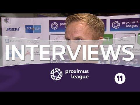 Interview / Beerschot Wilrijk -  KV Mechelen (KV Mechelen) / 14/09/2018