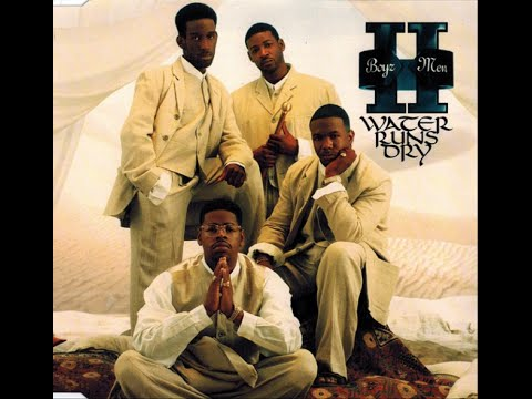 Boyz II Men - Water Runs Dry (Acapella) [HQ]