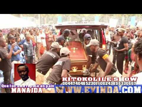 Hommage à Manadja en exclusivité sur WWW.EYINDA.COM