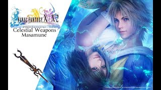 Final Fantasy X (HD) Celestial Weapon Guide - Auron