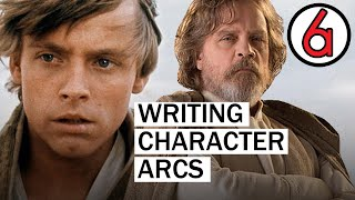 Luke Skywalker's Character Arc