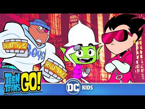 Teen Titans Go!   Boys Boys Boys!   DC Kids