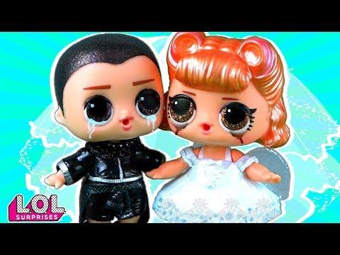 Мультфильм про невесту и жениха