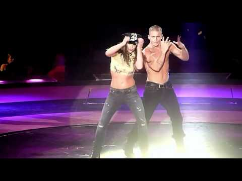 Britney Spears-Mannequin (Circus Tour Live in Moscow) 1080p HD