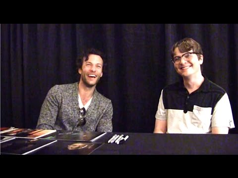 Interview with Kyle Schmid (Copper,Being human,Blood Ties)