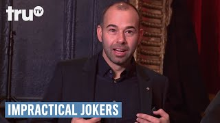 Impractical Jokers - Why Am I Dracula? (Punishment) | truTV