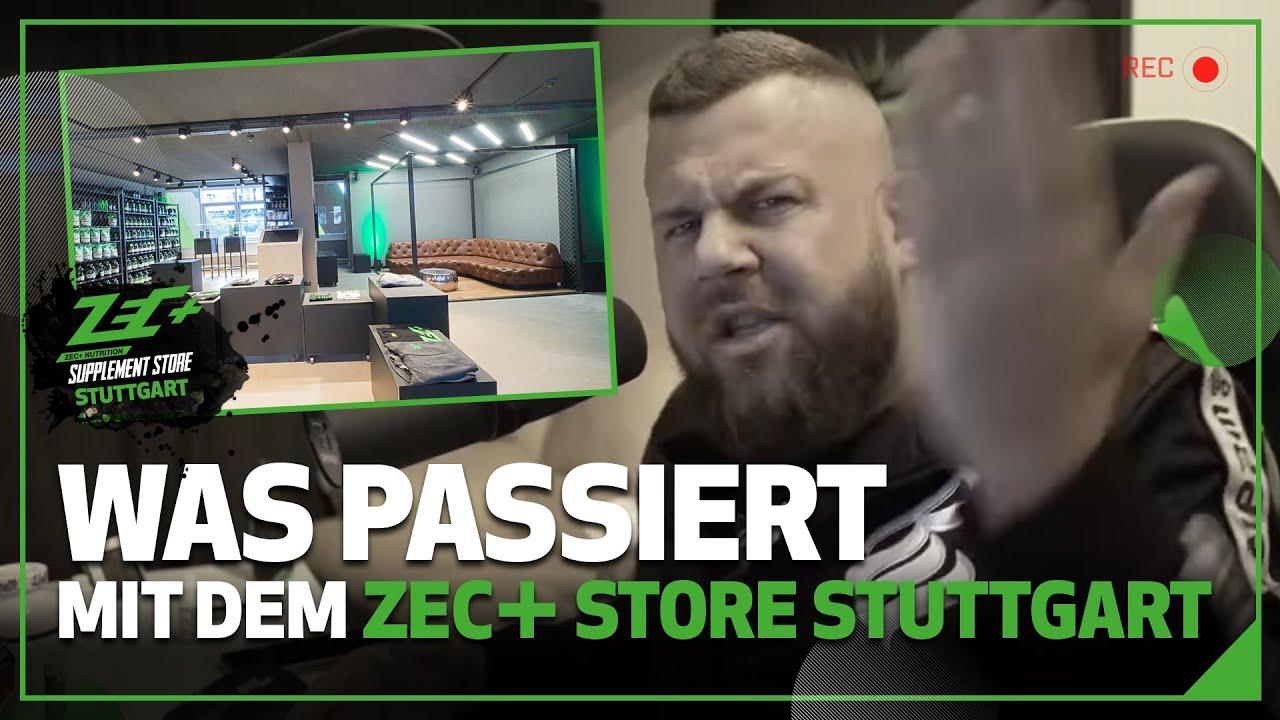 Was passiert mit dem Zec+ Store Stuttgart? 🤔| Matthias Clemens
