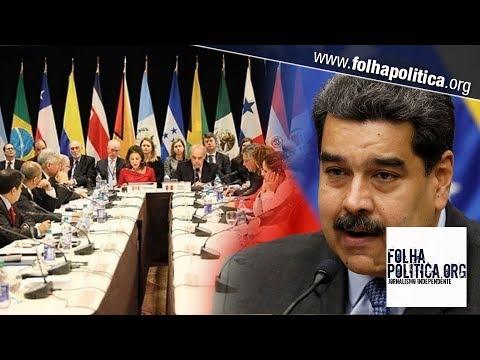 Grupo de Lima condena sequestro do presidente interino da Venezuela por forças de Maduro