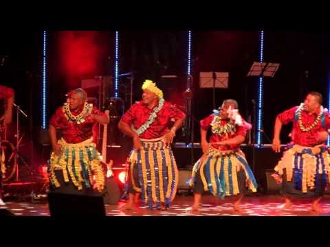 Tonga Feature - Rhythm & Culture (Live Video at Congress 2016)
