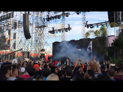 Seven Lions - Worlds Apart (Feat. Kerli) | Live at HARD Day Of The Dead 2014