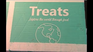 TREATS SNACK BOX REVIEW !