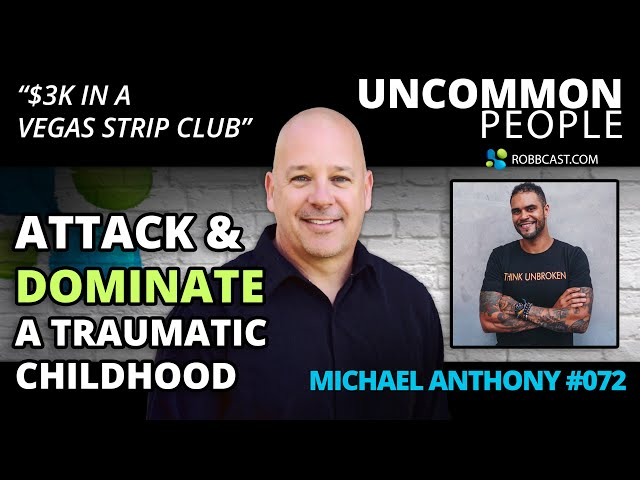 072 How To Attack and Dominate A Traumatic Childhood