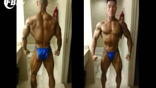 FBI - TV 台灣健身健美國家選手 林添進 勇奪美國阿諾盃銀牌