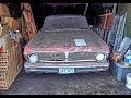 Sweet Price 1965 Ford Falcon Barn Find
