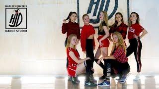BUSY SIGNAL & WALSHY FIRE - BAM BAM FEMALE DANCEHALL HARLEEN JOKERS DANCE STUDIO