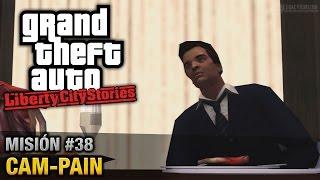 GTA Liberty City Stories - Misión #38 - Cam-Pain (Español/Sin Comentario - PCSX2)