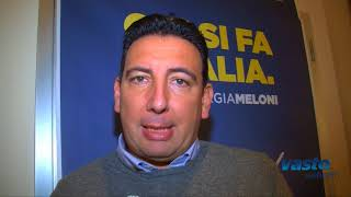 Fratelli d'Italia, Etel Sigismondi si presenta