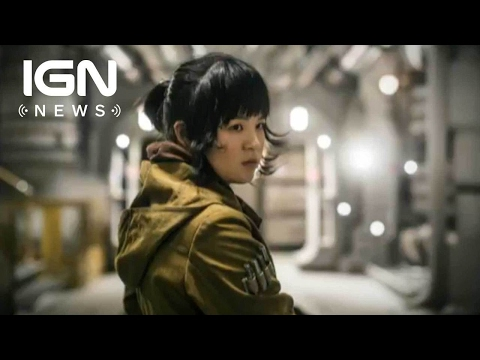 Thumbnail: Star Wars: 'Rose' is the Biggest New Part' of The Last Jedi - IGN News