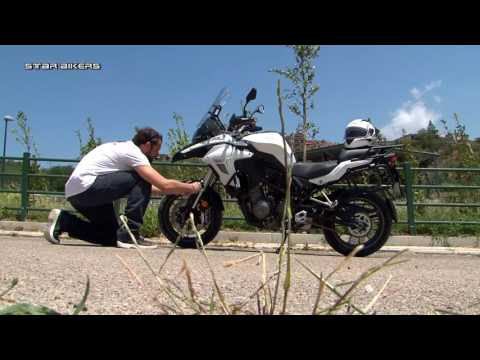 BENELLI TRK 502 (english version)