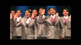 Ahmad Shabery Cheek - Tanah Tumpah Darahku (PENTARAMA choir rock version)