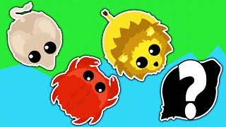 When I Spent Hours Evolving Into THIS in Mope.io