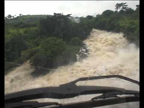 Congo River Inga very short
