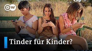 Yubo & Co.: Wie gefährlich sind Dating Apps für Teenager? | DW Nachrichten