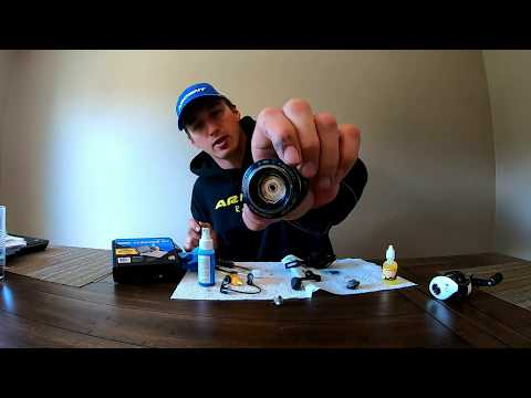 How To Clean A Baitcaster And Spinning Reel With The Ardent Reel Kleen Cleaning Kit