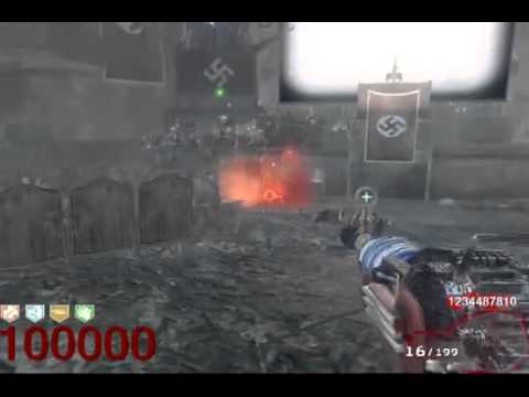 black ops zombies round 100000 wtih over 1000000000
