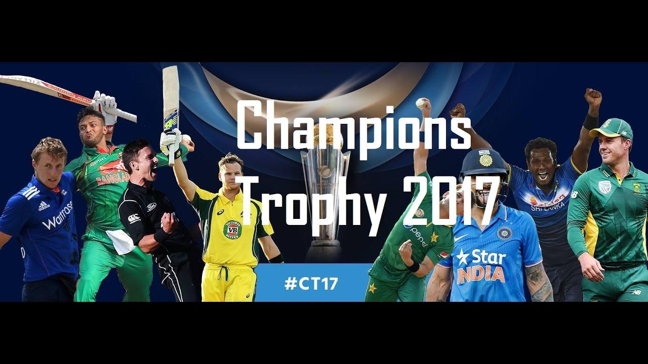 icc champions trophy schedule pdf